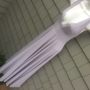 Lulu's evening gown large NWT